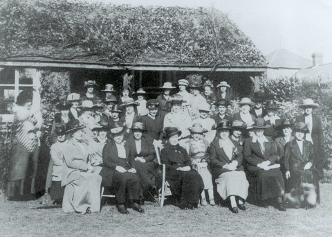 First WI meeting held in 1915