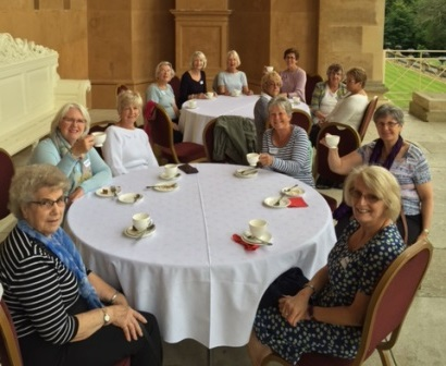 Whittlebury WI at Stowe House