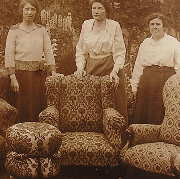 Upholstery 1930s