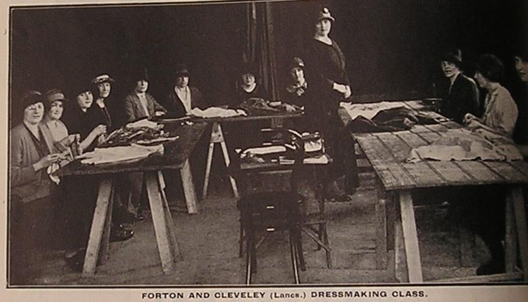 Dressmaking 1925