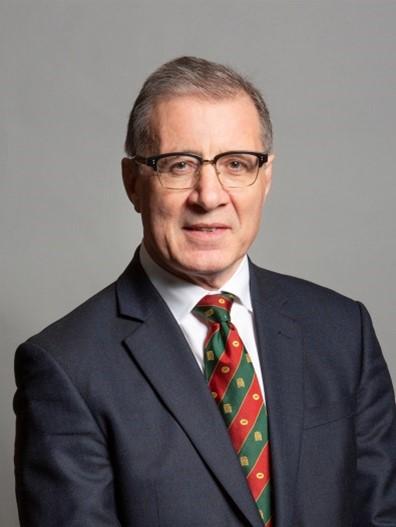 MP Mark Pawsey