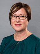 Karen Lake - Head of Human Resources