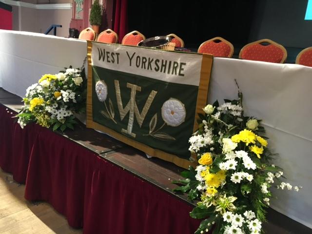 West Yorkshire display