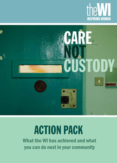 Care Not Custody Action Pack
