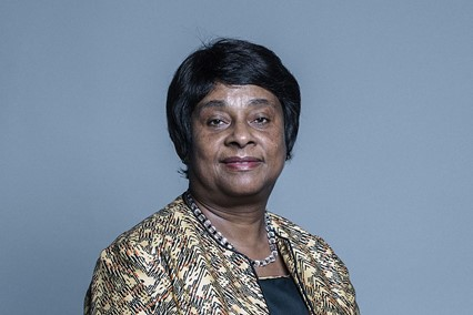 Picture of Dame Doreen Lawrence Baroness Lawrence of Clarendon