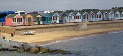 Southwold Beachhuts