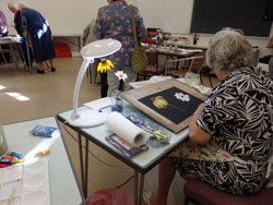 Botanical Painting course at Denman