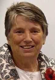 Sue Kendall Chairmkan 2017