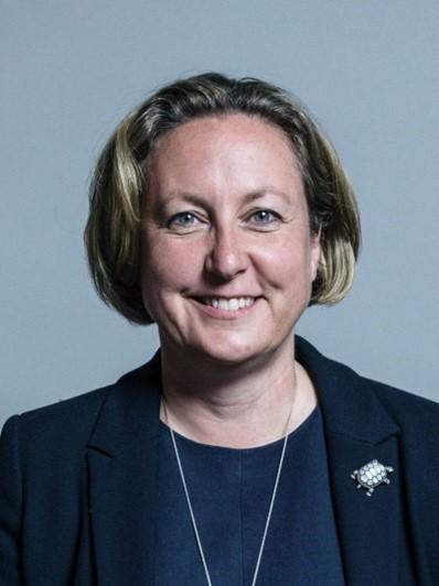 MP Anne-Marie Trevelyan